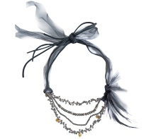 Wild Feather Necklace