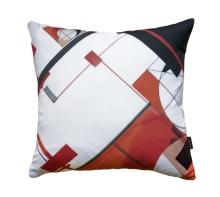 Geometric Square Pillow