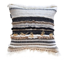 Traditional Handwoven Pillow
