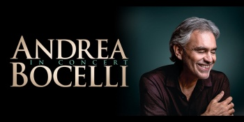 Andrea Bocelli in Houston