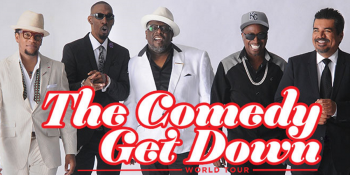 The Comedy Get Down Tour in San Jose