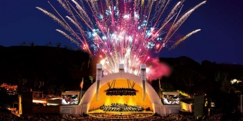 Tchaikovsky Spectacular with Fireworks at the Hollywood Bowl