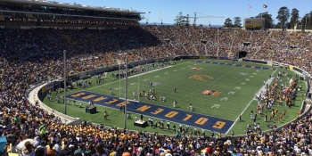 University of California Golden Bears Games