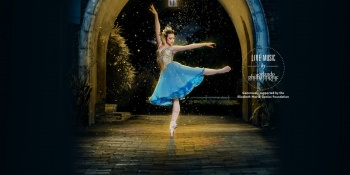 Cinderella, presented by Orlando Ballet in Orlando