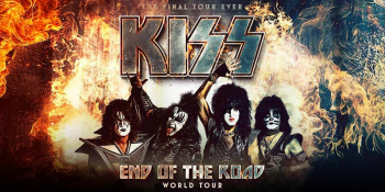 KISS: End of the Road World Tour in Hershey
