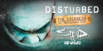 Disturbed: