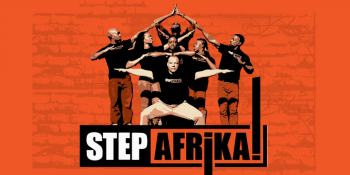 Step Afrika! in Madison