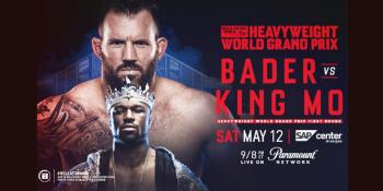 Bellator 199: Bader vs. King Mo in San Jose
