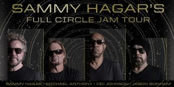Sammy Hagar's Full Circle Jam Tour at Wolf Trap
