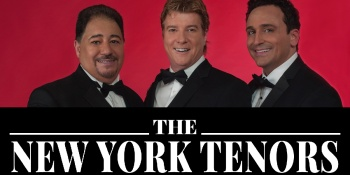 The New York Tenors with the Fox Valley Symphony Orchestra in Appleton