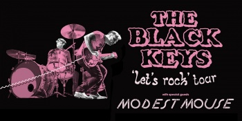 The Black Keys + Modest Mouse: