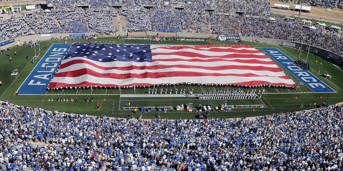 Air Force Football Games