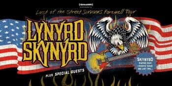 Lynyrd Skynyrd Farewell Tour at BB&T Pavilion