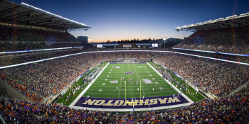Washington University Huskies Games