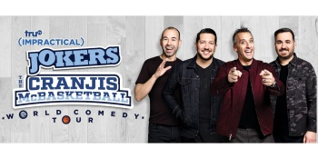 "The truTV Impractical Jokers ""The Cranjis McBasketball World Comedy Tour"" at DTE Energy Music Theatre"