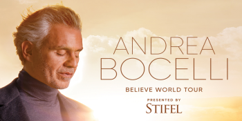 Andrea Bocelli in Chicago (Rosemont)