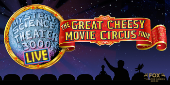 Mystery Science Theater 3000 Live:
