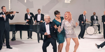 Pink Martini with Orchestra at the Hollywood Bowl