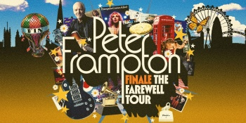 Peter Frampton Finale