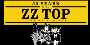 ZZ Top 50th Anniversary Tour at Coastal Credit Union Music Park at Walnut Creek