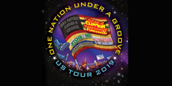 George Clinton's One Nation Under a Groove Tour 2019 at H-E-B Center