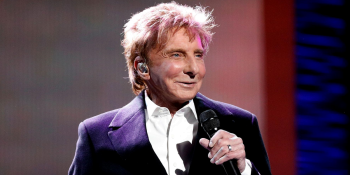Barry Manilow with Orchestra at the Hollywood Bowl