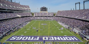 TCU Horned Frogs Games