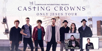 Casting Crowns in Minneapolis