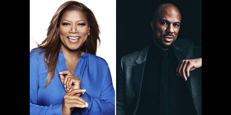 Queen Latifah and Common at Wolf Trap