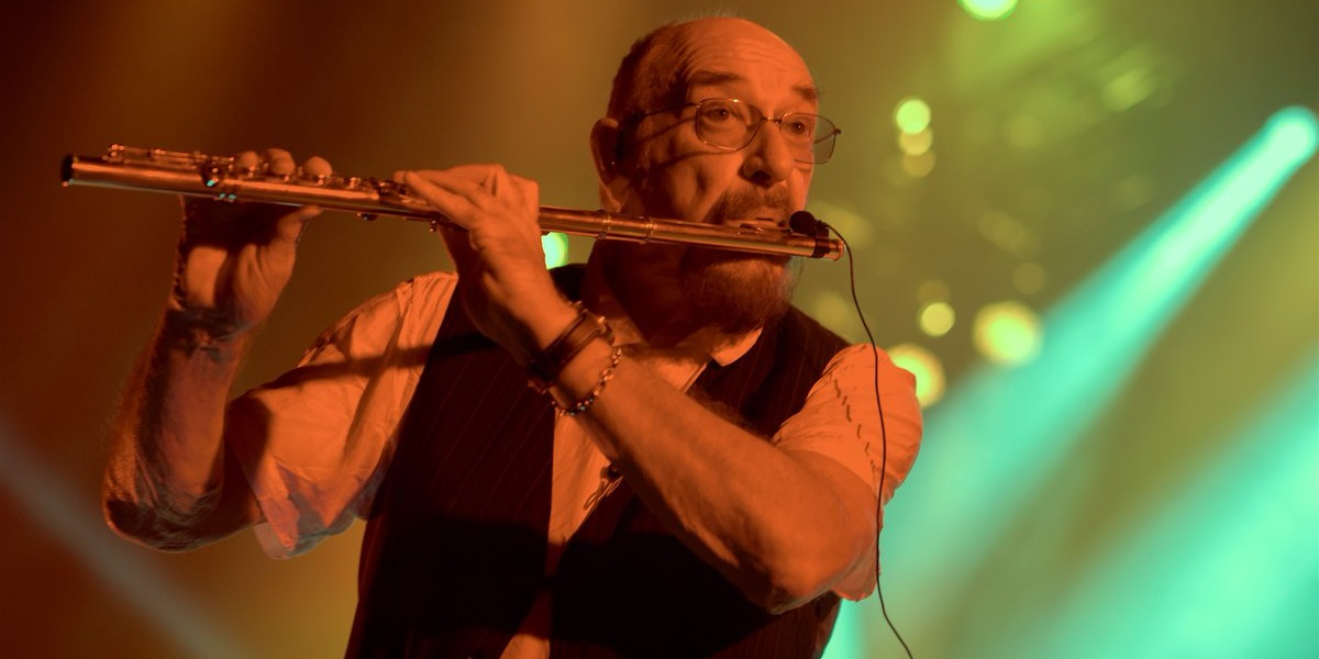 Jethro Tull 50th Anniversary Tour at Wolf Trap