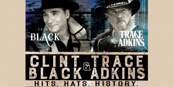 Trace Adkins & Clint Black