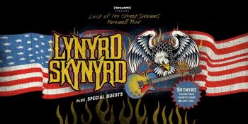 Lynyrd Skynyrd Farewell Tour at White River Amphitheatre