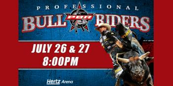 Professional Bull Riders Touring Pro Division in Estero