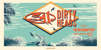311 & Dirty Heads Tour at DTE Energy Music Theatre