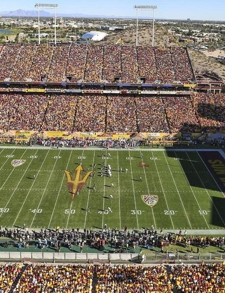 Arizona State Sun Devils Games
