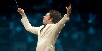 Dudamel Conducts Dvořák and Prokofiev at the Hollywood Bowl