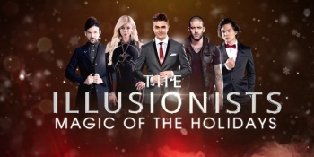 The Illusionists – Magic of the Holidays in Detroit