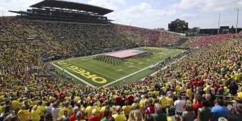 University of Oregon Ducks Games