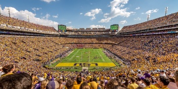 LSU Tigers Games