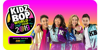 KIDZ BOP World Tour at Coastal Credit Union Music Park at Walnut Creek