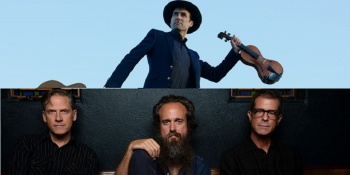 Andrew Bird, Calexico and Iron & Wine, & Mandolin Orange at the Hollywood Bowl