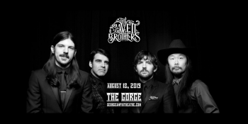 The Avett Brothers at Gorge Amphitheatre
