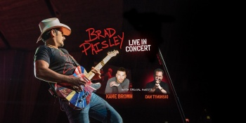 Brad Paisley: Summer Tour