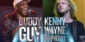 Buddy Guy & Kenny Wayne Shepherd Band at Wolf Trap