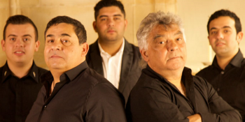 Gipsy Kings ft. Nicolas Reyes and Tonino Ballardo at the Hollywood Bowl