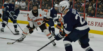 College Hockey: Penn State vs. Princeton in Philadelphia