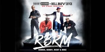 Bobby Brown & Bell Biv DeVoe at Wolf Trap
