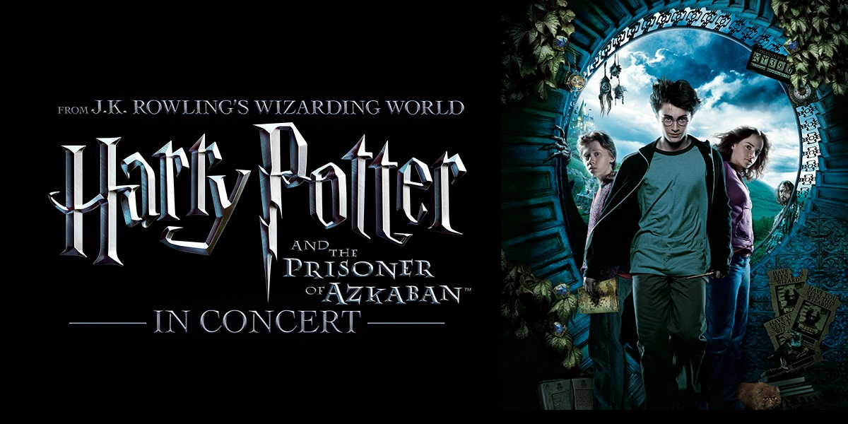 Harry Potter and the Prisoner of Azkaban in Concert at Wolf Trap