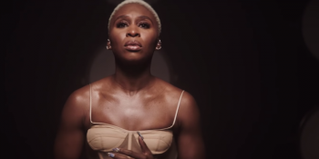Cynthia Erivo with Orchestra at the Hollywood Bowl