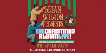 Brian Wilson: The Christmas Album Live with Special Guests in Hollywood, FL
